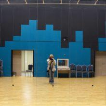Репетиционный зал театра эстрады «Янтарь холл»