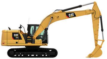Экскаватор Cat 320C