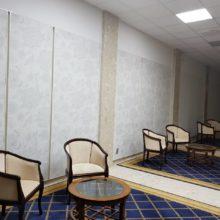 Зона отдыха для гостей,  отель «РУСЬ»